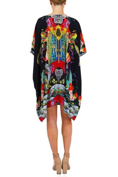 Designer-Short-Caftan-Dress