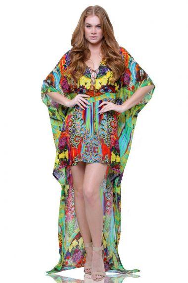 designer-summer-dresses-hi-low-silk-caftan-dress