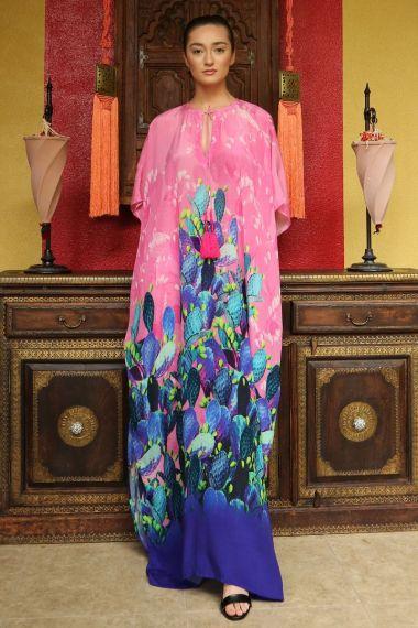 best-Caftans-online-printed-Caftan-dress-Beachwear-Caftan