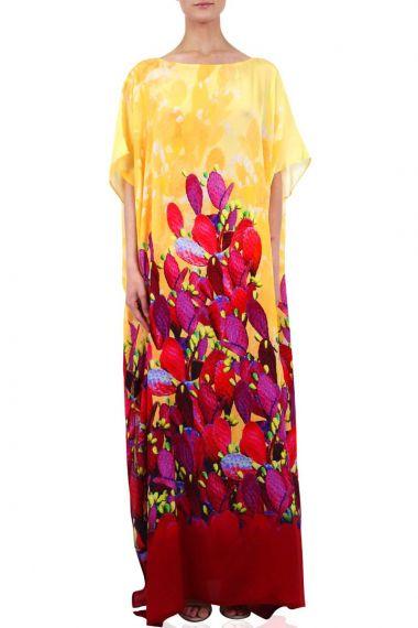 best-Caftans-online-printed-Caftan-dress