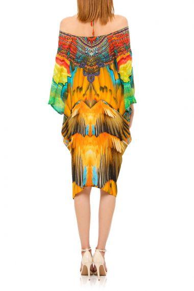 Women-Designer-Printed-Caftan-Dress